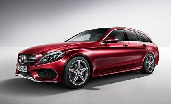 Mercedes Benz Class C Break AMG Line.0