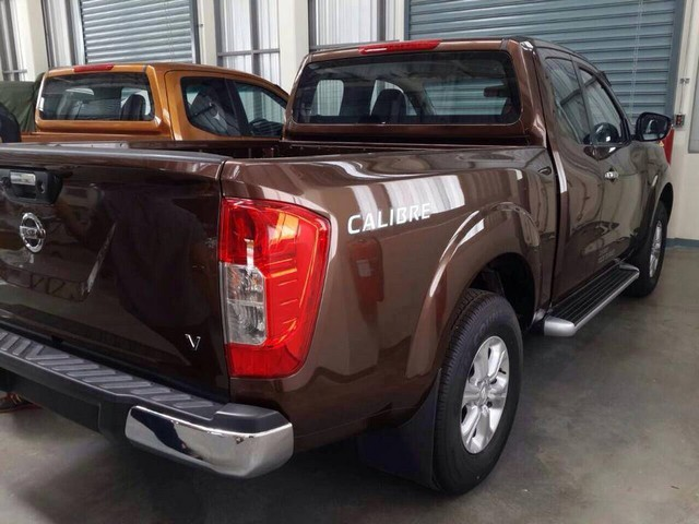 nissan navara 2015 la quatri me g n ration surprise en tha lande maj blog automobile. Black Bedroom Furniture Sets. Home Design Ideas
