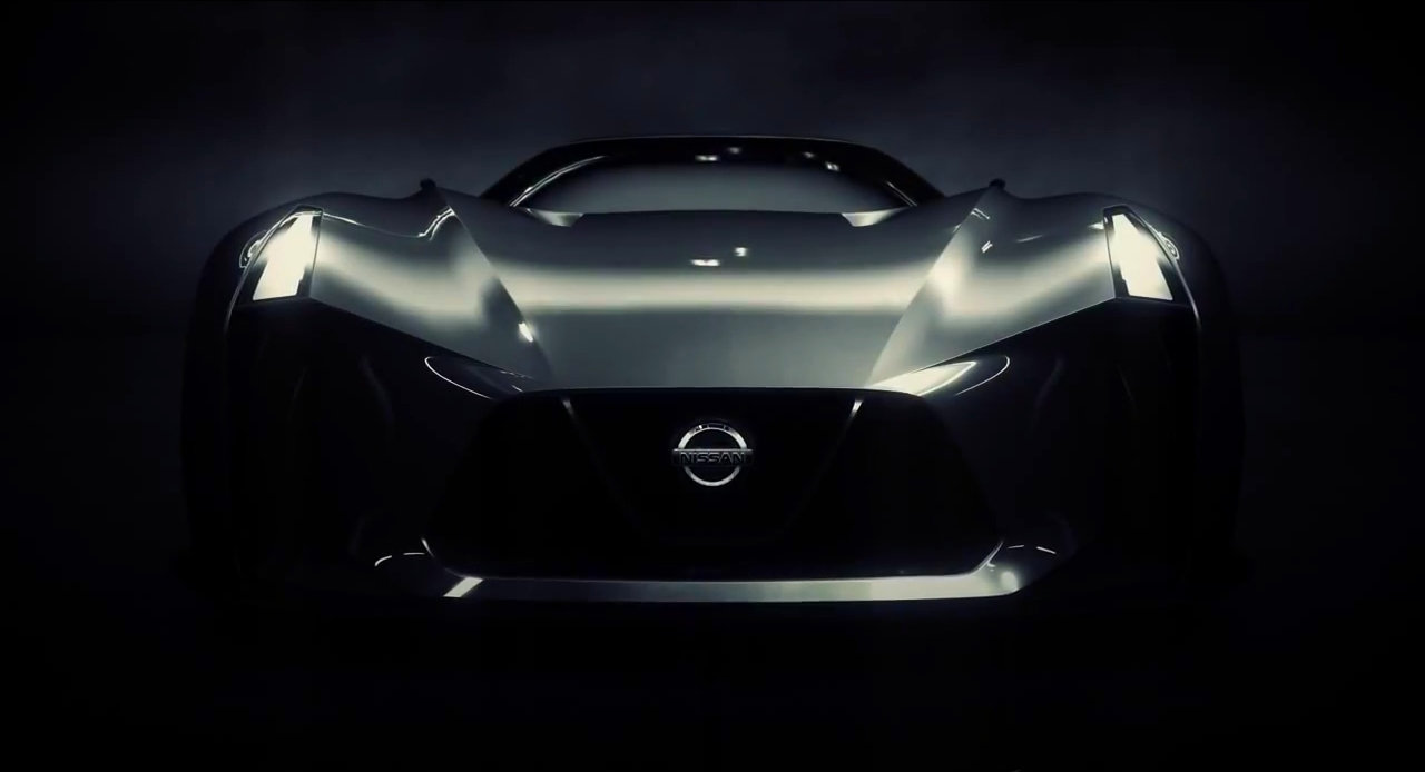 Nissan Vision 2020 Concept GranTurismo