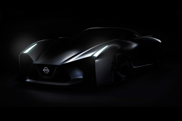 Nissan Vision GT Concept.1