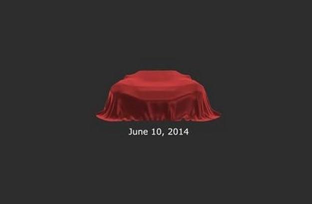 Nissan Vision GranTurismo teaser