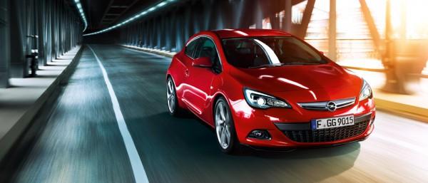 Opel Astra GTC 1.6 L CDTI.2