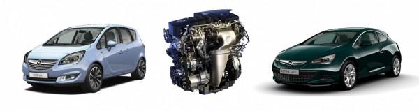Opel Moteur 1.6 L CDTI