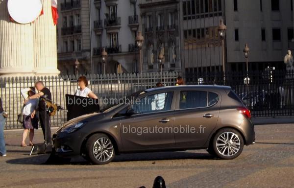 Opel corsa 2015.5