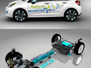 PSA - pas d'hybrid air pour l'instant