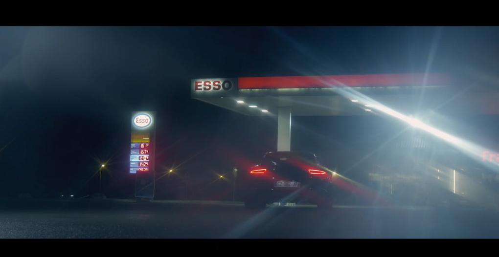 Porsche Esso Mobil 1