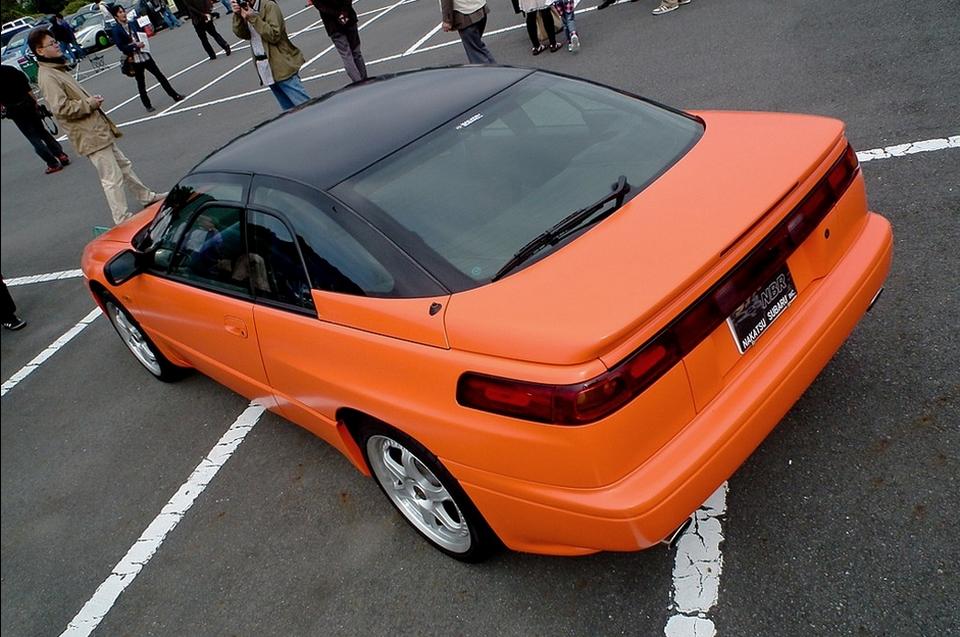 Subaru SVX by Yuchan's point of view