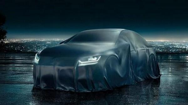 VW Passat 2015 Teaser