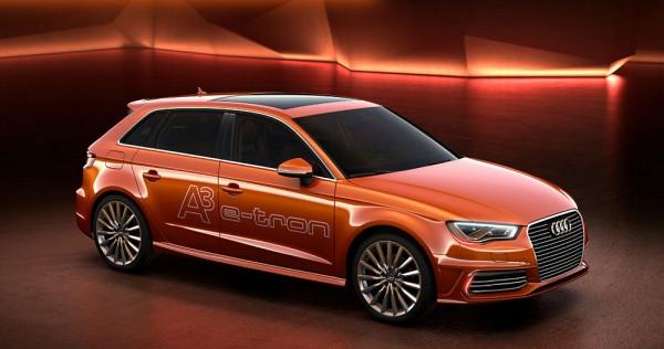 Audi A3 Sportback e-tron.1