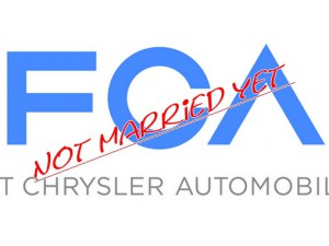 FCA n'est pas à vendre