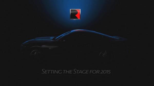 Ford Mustang 2015 par Roush Performance