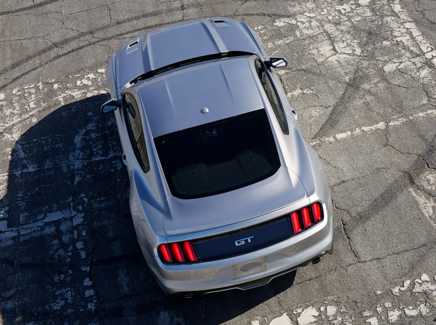 Ford Mustang V8 GT 2015