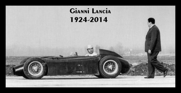 Gianni Lancia 1924-2014