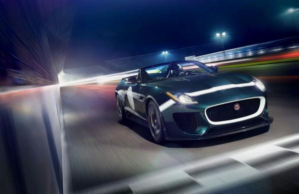 Jaguar F-Type Project 7 2015