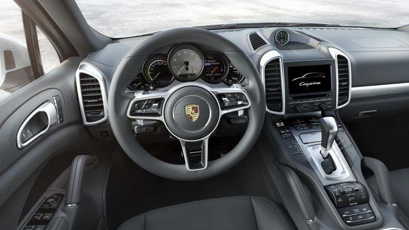 porsche cayenne 2015 restylage et nouveaux moteurs blog automobile. Black Bedroom Furniture Sets. Home Design Ideas
