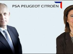 PSA - De Thierry Peugeot à Marie Hélène Ronconi