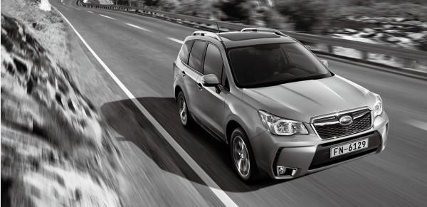 Subaru Forester XT.0