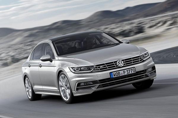 VW Passat 2015.1
