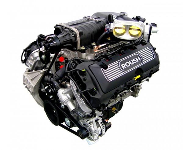 moteur V8 5