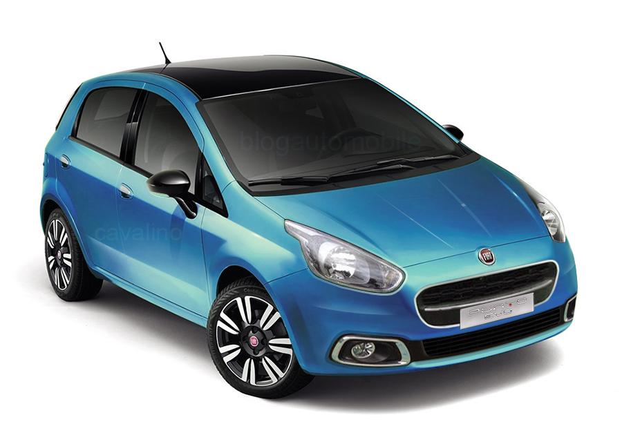Nuova Fiat Punto Evo Evo Evo 2015 - Blog Automobile