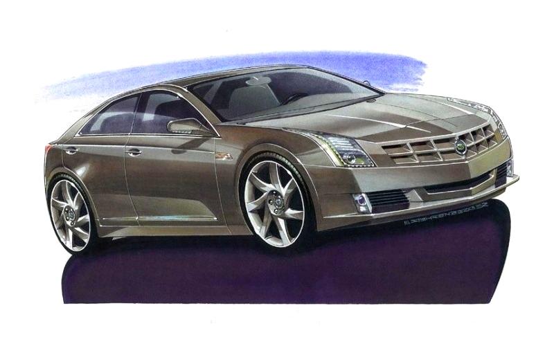 Cadillac une compacte pour 2016
