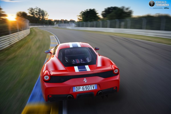 Ferrari 458 Spéciale