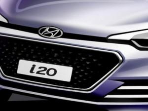 Hyundai i20 2015 teaser.0