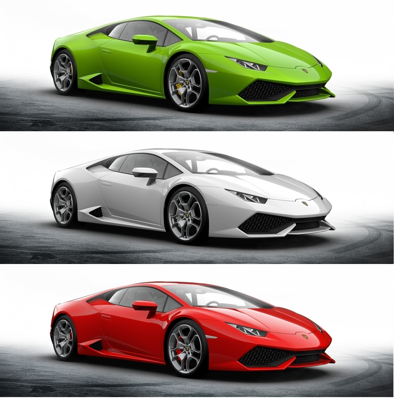 Lamborghini Huracan - des nouvelles versions à venir