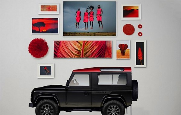 Land Rover Defender Africa Edition.2