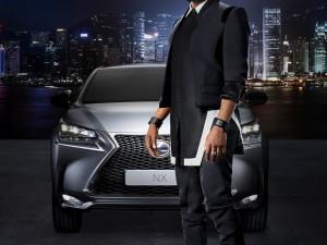 Lexus NX et Will.i.am.3
