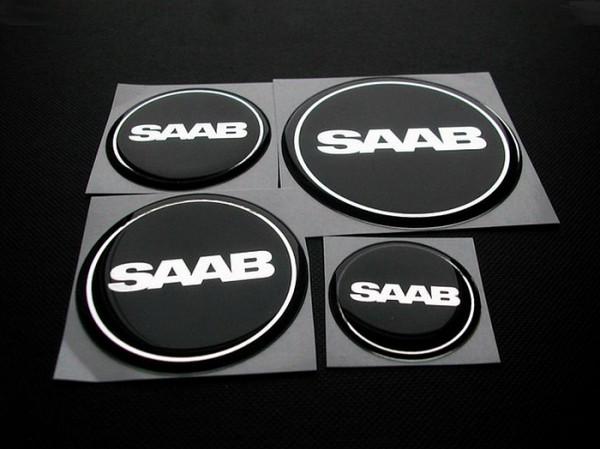 Logos Saab NEVS