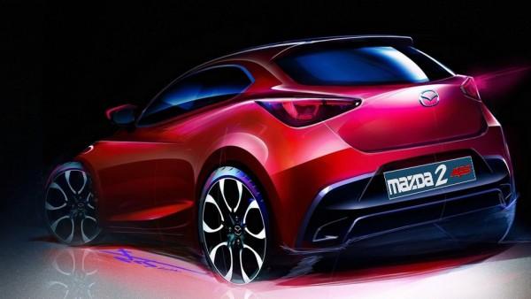 Mazda 2 MPS