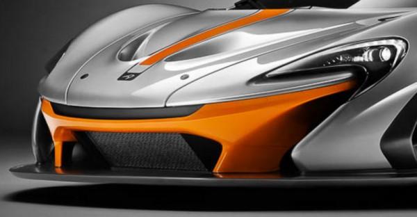 McLaren P1 GTR.0