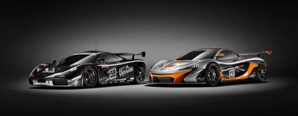 McLaren P1 GTR.6