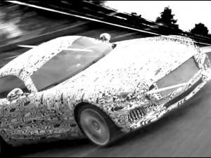 Mercedes Benz AMG GT Teaser ....