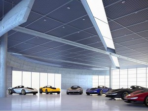Pininfarina-Sergio-Concept en production à 6 exemplaires
