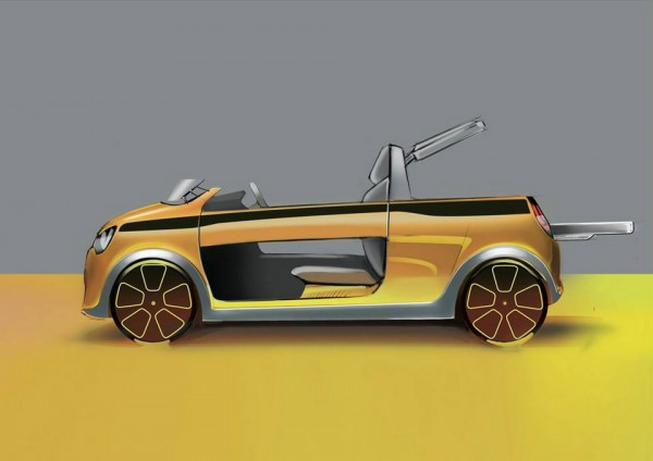 Renault Twing 'Hot.3
