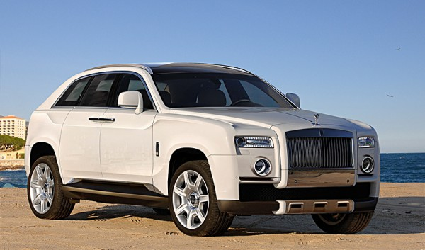 Rolls-SUV by Techbaap