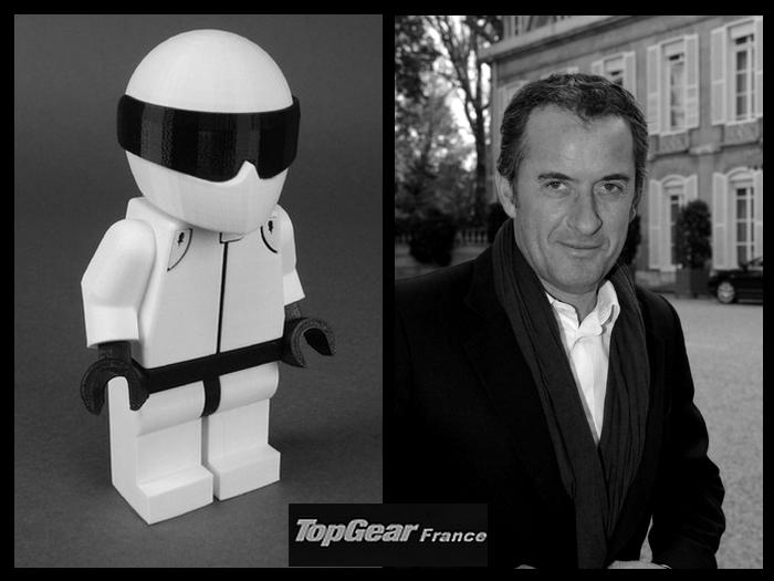 Top Gear en France en 2015