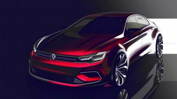 VW NMC sketch
