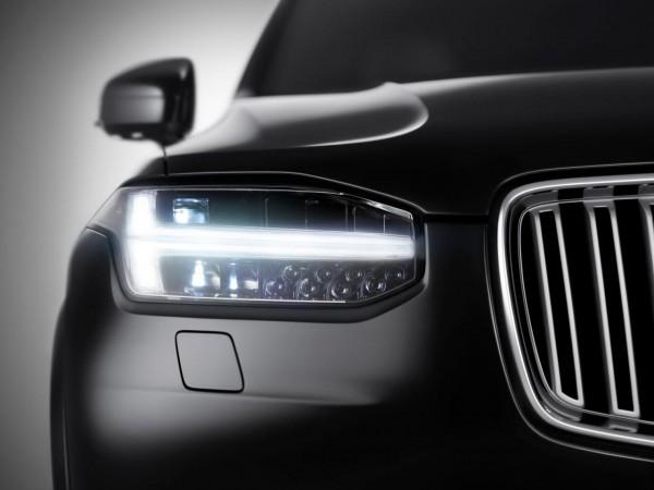 Volvo XC90 2015.