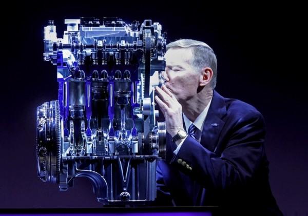 moteur 1.0 L Ford Ecoboost 20 pour cent des ford en Europe
