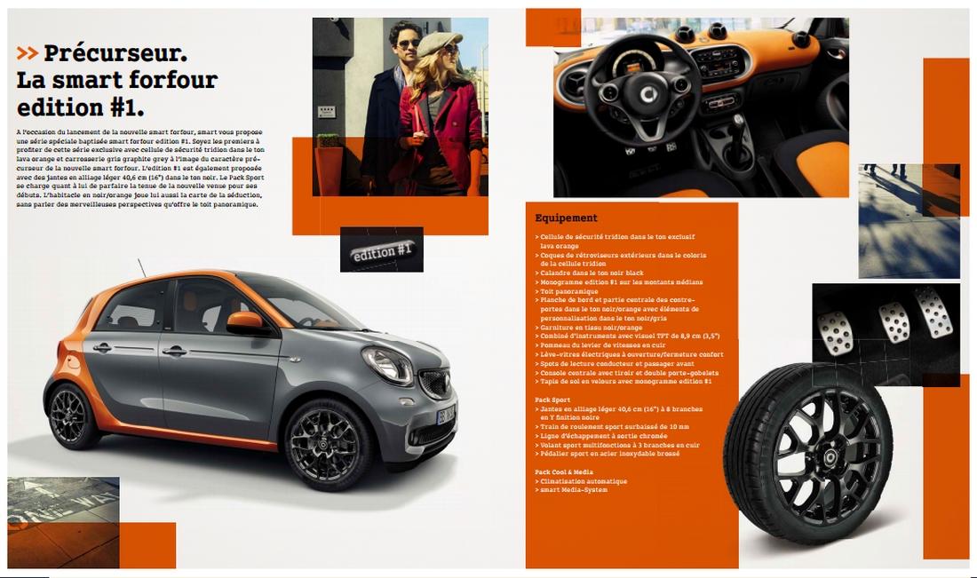 nouvelle Smart Forfour Edition1