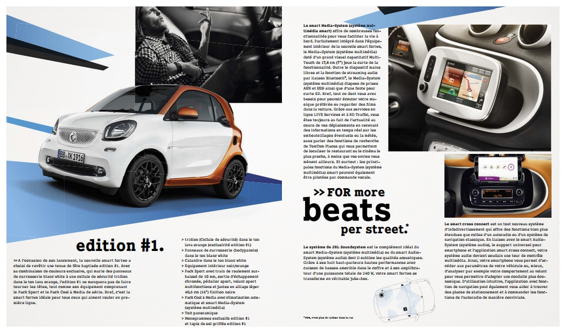 nouvelle Smart Fortwo edition1
