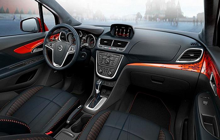 opel mokka moscow edition un mokka orange s 39 il vous plait blog automobile. Black Bedroom Furniture Sets. Home Design Ideas