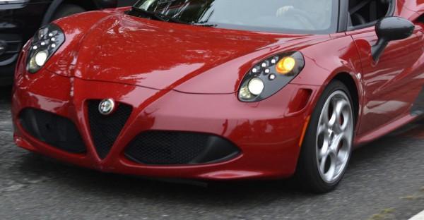 Alfa Romeo 4C QV.0
