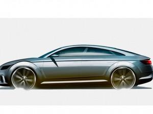 Audi TT Sportback Concept.2