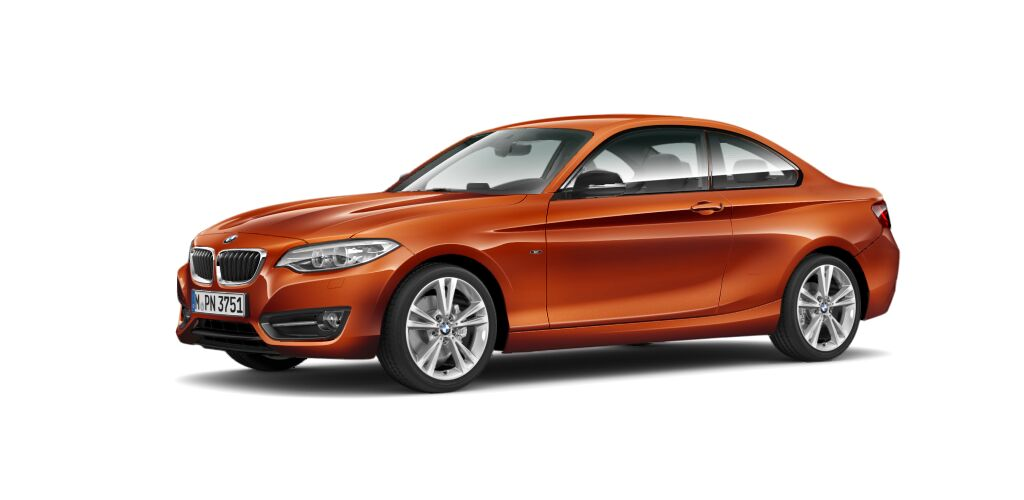 BMW 220d 2015
