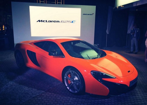 McLaren 625C.1