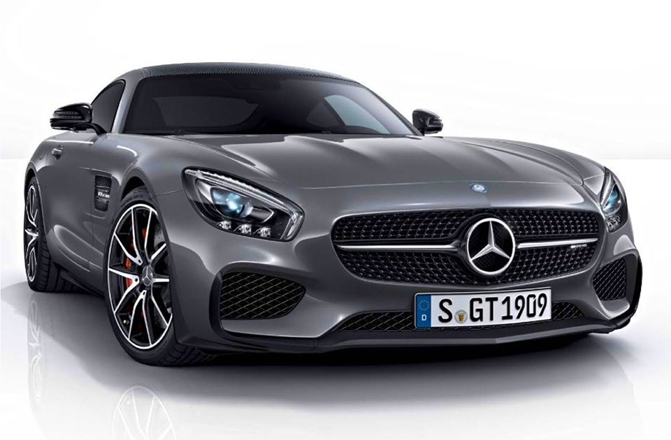 Mercedes-AMG GT Edition One